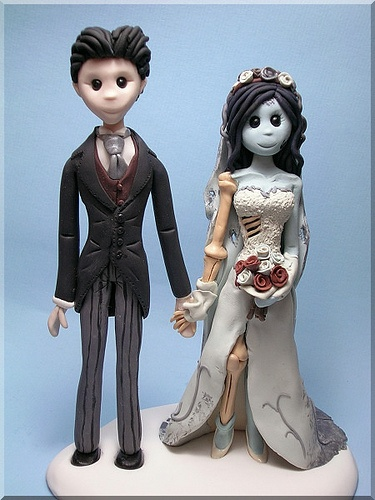 Movie Wedding Cake Toppers