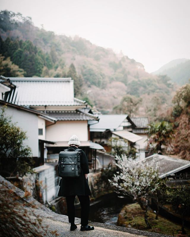 The Onta ceramic making village in Kyushu, Aso Mountains, Japan. Photography by Beth Kirby