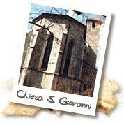 Rilke Project - Comune di Duino Aurisina - Turismo > Da Vedere > Chiesa di San Giovanni in Tuba
