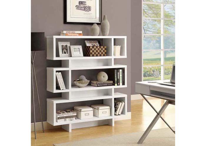 Étagère blanche / white bookcase