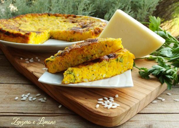 Frittata+di+riso+e+formaggio