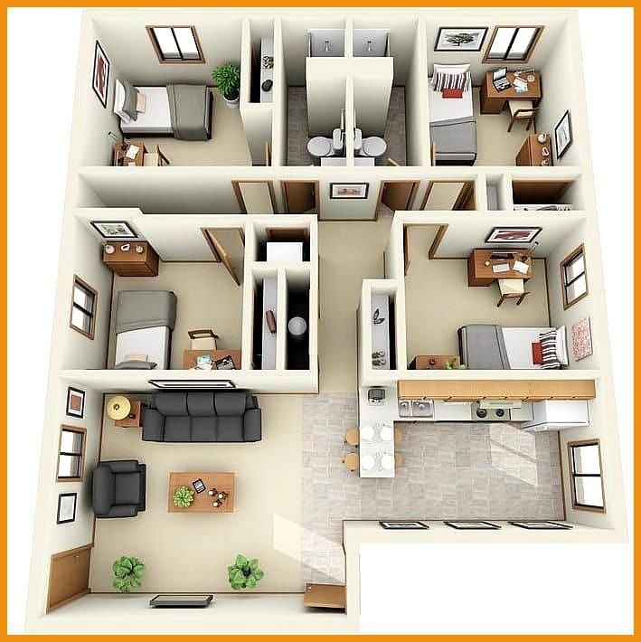 Manual Do Engenheiro On Instagram Show Siga Nosso Perfil Manualdoengenheiro E Fique Por Dentro De Tudo Sobre House Plans Sims House Design House Layout Plans
