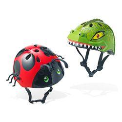 Raskullz Helmets - Oprah.com  My little #Raskullz would love these. Great name #clever Tii
