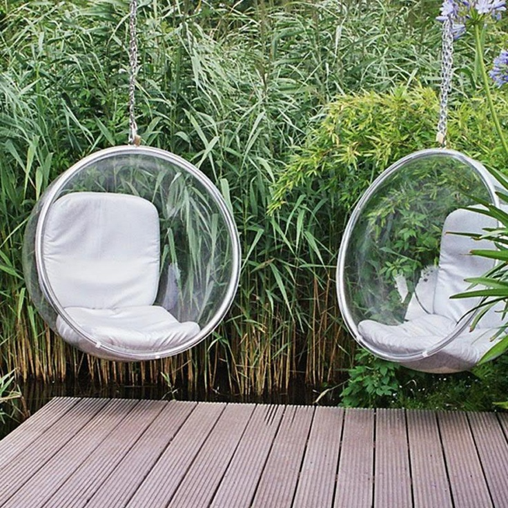 Love this bubble chair
