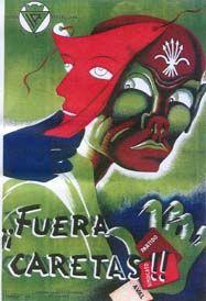 Spain - 1936. - GC - poster - Izquierda Republicana