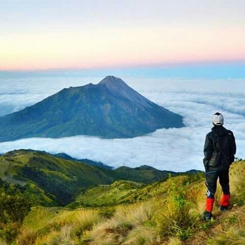 Merbabu Mountain Central Java