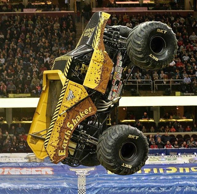 Earth Shaker Monster Jam Truck  How's it going. Short message to the best relocate company. You should exotic with us. Premium Exotic Auto Enclosed Transport. We are coast to coast and local. Give us a call. 1-877-eHauler or click LGMSports.com