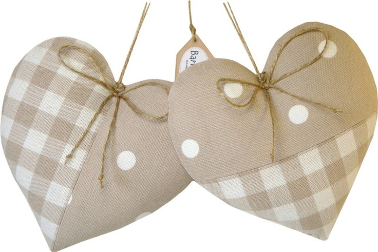 Heart door hangers Laura Ashley