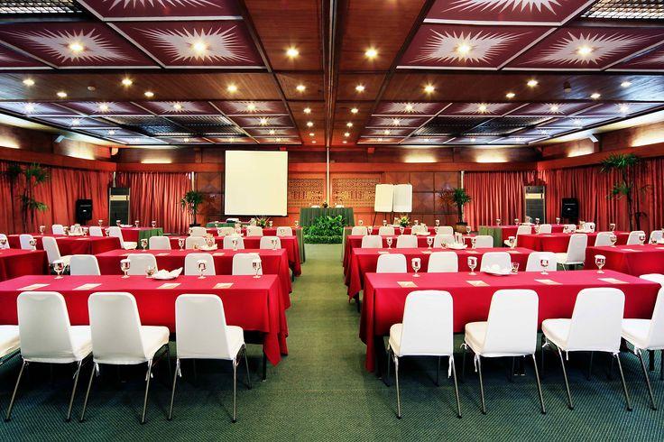 Meeting Room Novus Puncak http://www.novuspuncak.com