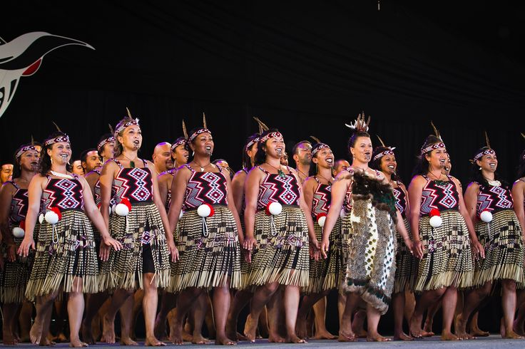 New Zealand -Te Matatini National Kapa Haka Festival is every 2 years, in a different region of NZ.