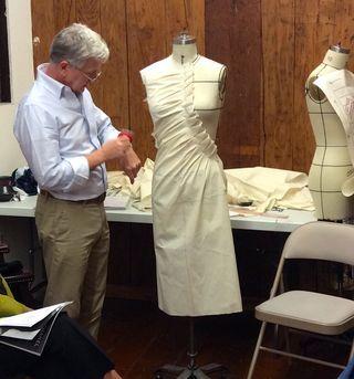 Pattern construction | pattern making | draping | toile | Sewing