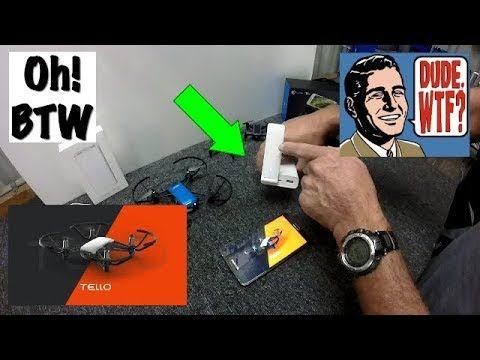 DJI MAVIC PRO 2 - TELLO Xiaomi WIFI REPEATER & POWER BANK