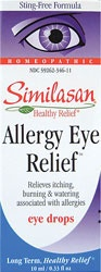 Similasan Allergy Eye ReliefSimilasan Allergies, Allergies Eye, Eye Relief