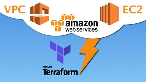 Learn Terraform with AWS, infrastructure-as-code! Develop