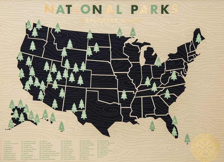 19 best world map ideas images on pinterest maps travel maps and national parks checklist map print and tree stickers print by ellothere gumiabroncs Image collections