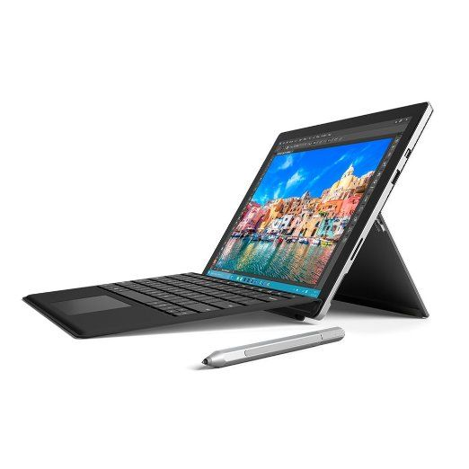 Microsoft Surface Pro 4 12.3 inch Tablet with Keyboard and Pen: Amazon.co.uk: Computers & Accessories