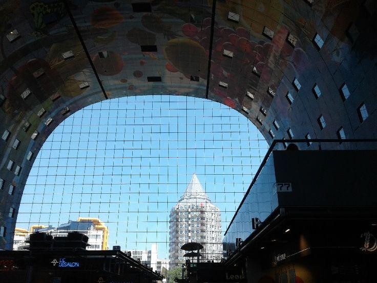 Markthal in #Rotterdam