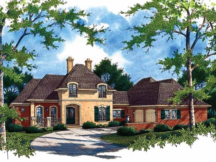 eplans french country house plan the kitchen for the discerning cook 3970 square feet