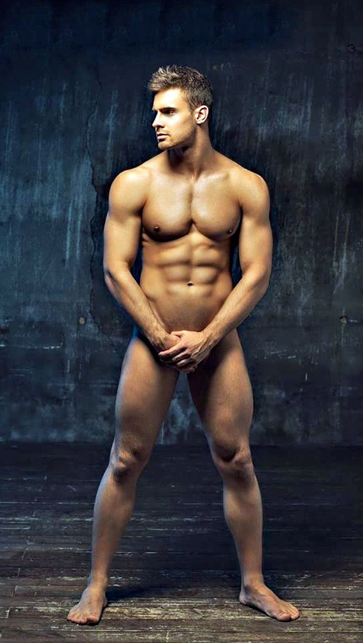 Average Nude Men 102