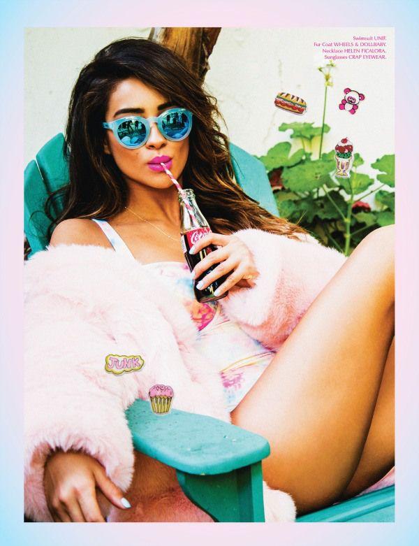 Pretty Little Liars Star Shay Mitchell Galore Summer Bombshells Pics | OK! Magazine