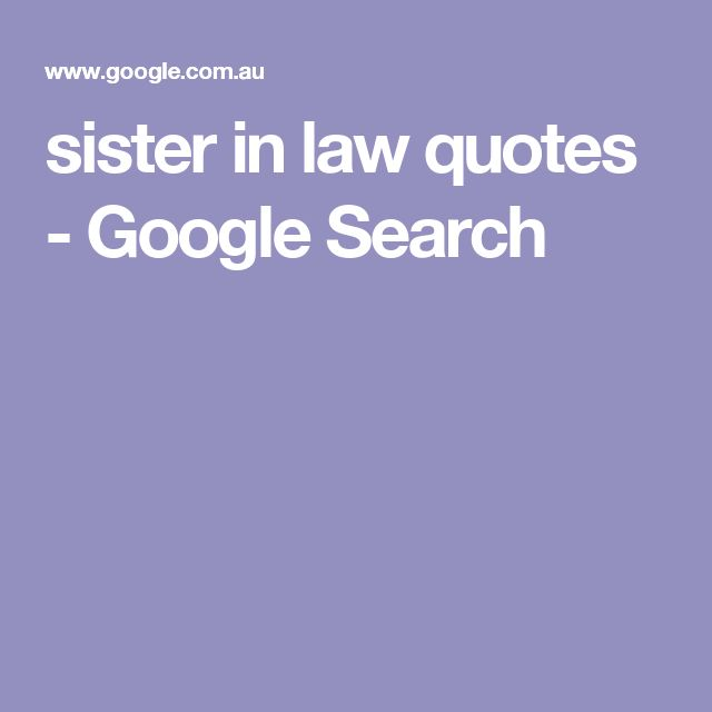 25+ Best In Laws Quotes On Pinterest