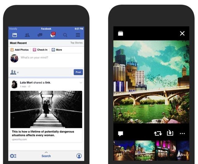 Tech: Töltse le ezt: kíméli mobilja aksiját, ráadásul egy helyen lesz a Facebook, a Messenger és az Instagram - HVG.hu