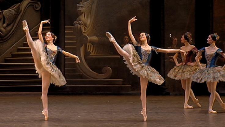 Miteki Kudo Paquita Paris Opera Ballet Ballet