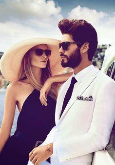 Rich men beautiful women dating