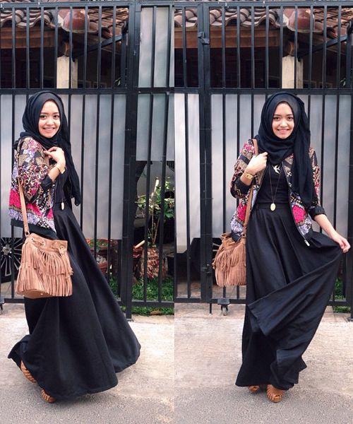 hijab style, fashion hijab, hijabista, hijabi fashionista, hijabers, hijab outfit, hijab ootd, hootd, hotd, hijab chic, chic hijab,padu padan hijab dengan rok maksi, padu padan hijab dengan sweater abu abu, padu padan hijab simple, padu padan hijab kasual, padu padan hijab  stylish, padu padan hijab dengan celana hitam, padu padan hijab dengan tunic pink, padu padan hijab dengan tunik pink, padu padan hijab dengan baju pink, padu padan hijab dengan baju warna pink tua, padu padan hijab ...
