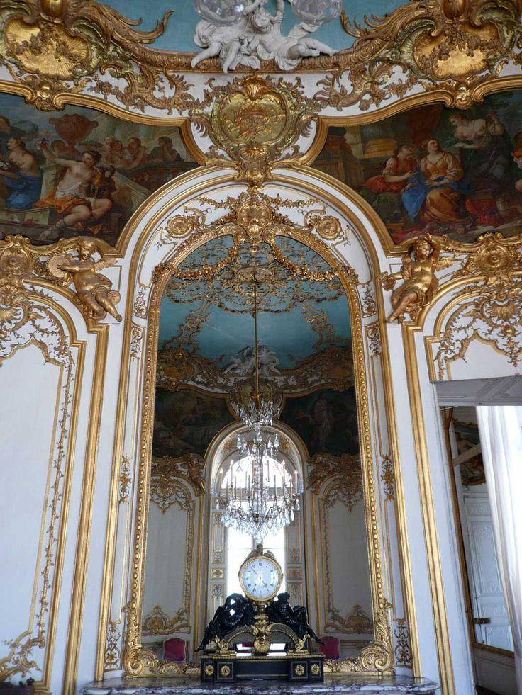 H tel de soubise salon de la princesse paris high for Salon de la decoration paris