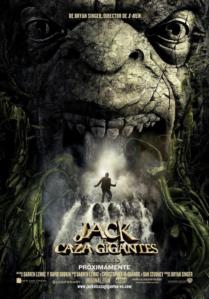 Cartel de 'Jack el caza gigantes'