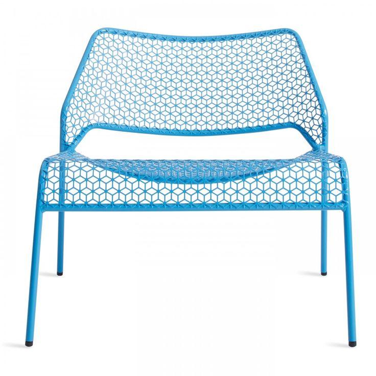 Hot Mesh Lounge: Blue