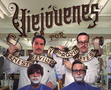 Venta online de entradas para el espectáculo VIEJÓVENES de Joaquín Reyes y Ernesto Sevilla. Entradas VIEJÓVENES