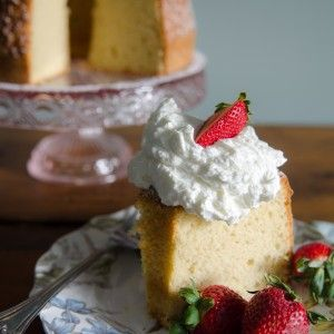 Chiffon Cake (gluten free)   Bob's Red Mill
