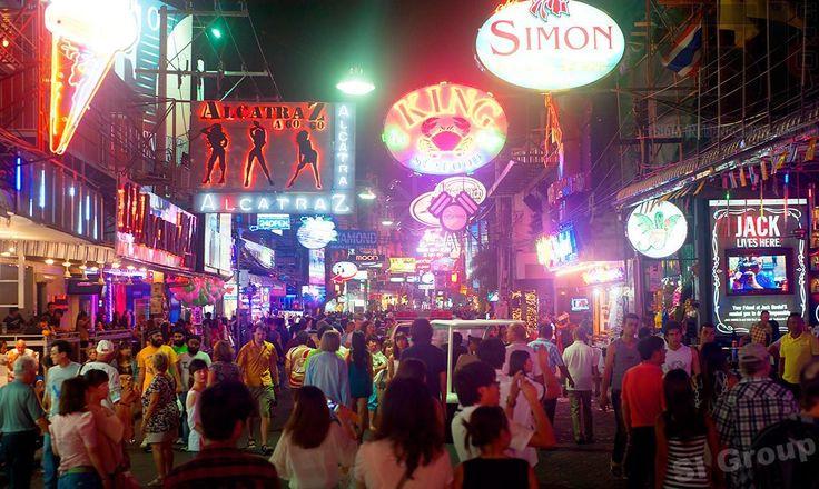 Паттайя — Волкин Стрит (Walking Street) http://phuket.thai-sale.com/pattajya-nochnye-kluby-populyarnye-nochnye-kluby-i-bary-na-volkin-strit-walking-street-clubs-and-bars/  Паттайя - ночные клубы - Популярные ночные клубы и бары на Волкин Стрит - Walking Street Clubs and Bars. Паттайя - ночные клубы. Популярные ночные клубы и бары на Волкин Стрит - Walking Street Clubs and Bars. Туристы давно облюбовали прекрасные места для ночного отдыха – Walking Street, находящийся в Паттайе. На этой…