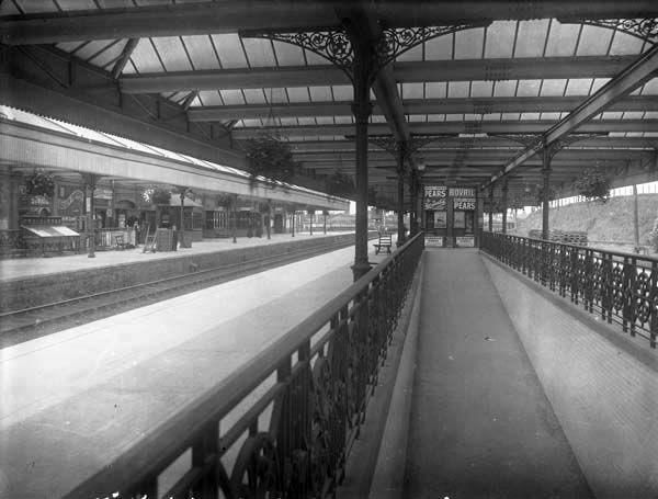 Railway Station, Ballymena, Co. Antrim