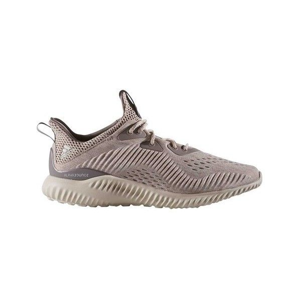 Women's adidas AlphaBOUNCE EM Running Shoe ($110) ❤ liked on Polyvore featuring shoes, athletic shoes, athletic, running shoes, sports shoes, cushioned running shoes, adidas and athletic running shoes