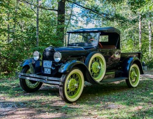 1928 Ford Model A Truck