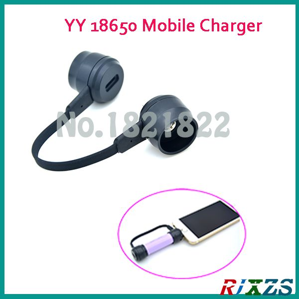 4.2V portable charger  for 18650 li-ion battery, USB Portable Charger for smart phone, Small Power bank(no battery)