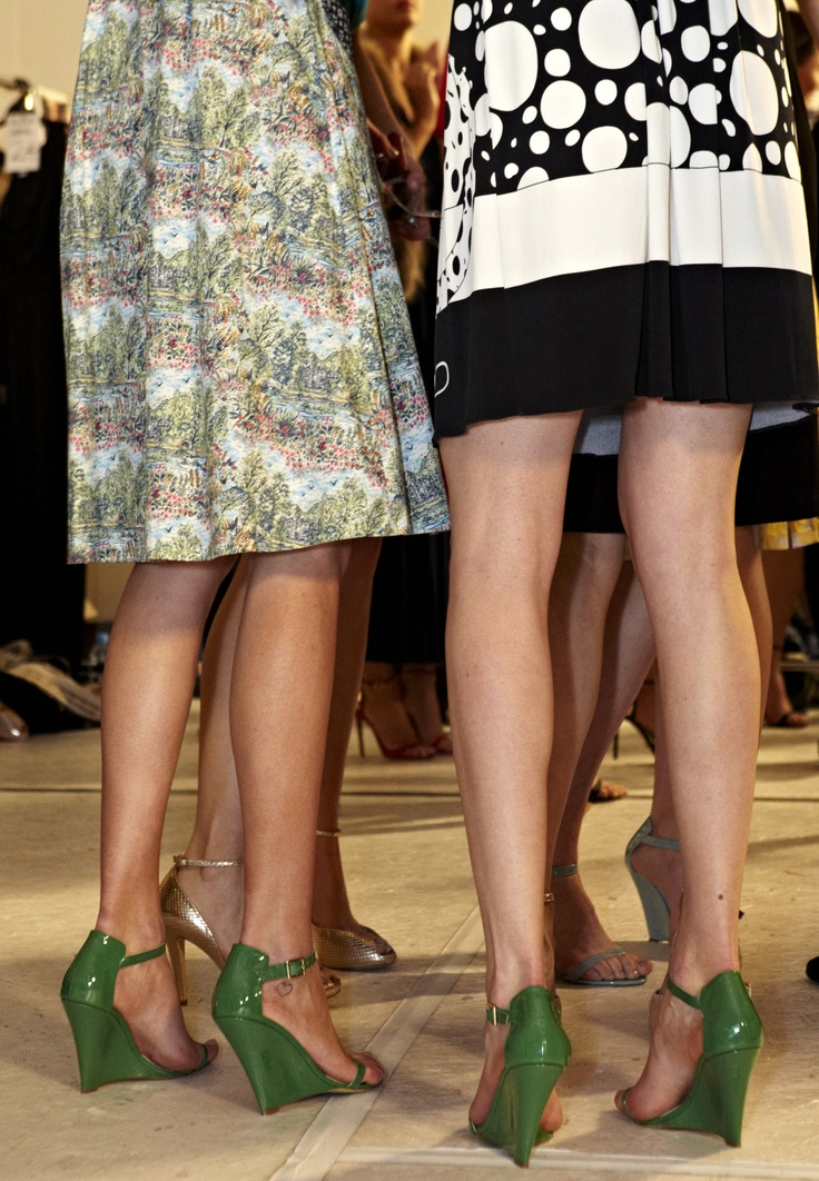 Shoes with AWW - Chop til you Drop Spring Lamb @ 30 Days of Fashion and Beauty