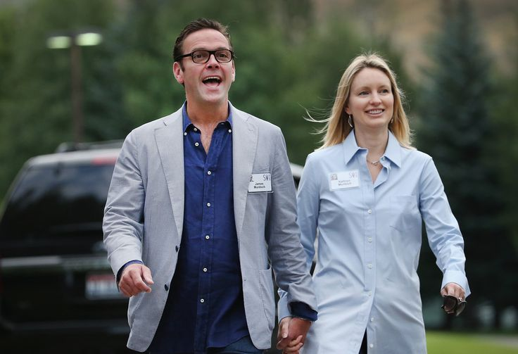The NEW FOX News: James Murdoch?s Leftie Wife Works for Clinton Climate Initiative ? Regularly Trashes Trump on Twitter