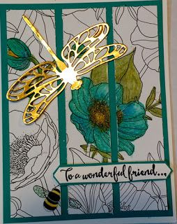 Crafty Maria's Stamping World: A Wonderful Friend Birthday - Try Stampin on Tuesday #301
