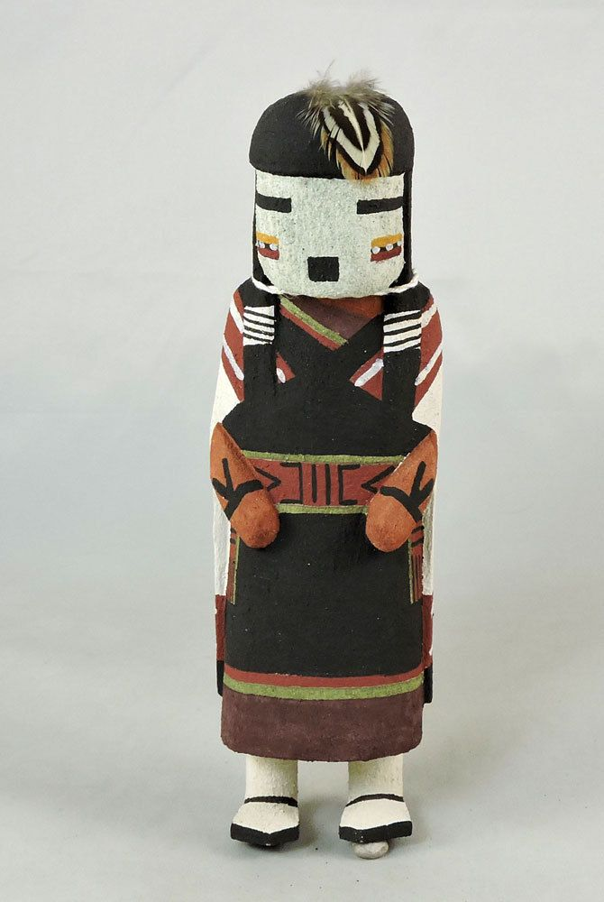 Native american gets totem pole in wigwam 9