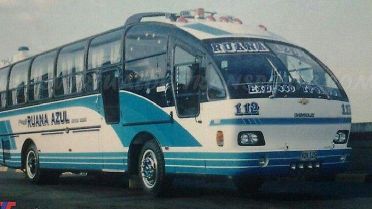 Rare looking bus