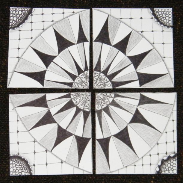 zentangle tile template - 85 best images about florz on pinterest zentangle