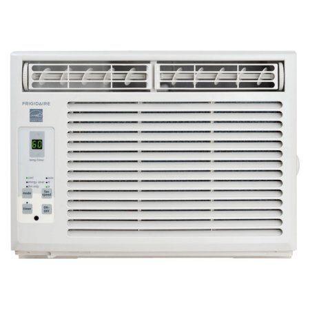 Frigidaire 5,000 BTU Window Air Conditioner with Remote, 115V, FFRE0533S1, Energy Star Qualified, White