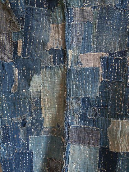 Sri is a textile gallery in Brooklyn, New York, USA, specializing in antique Japanese folk textiles