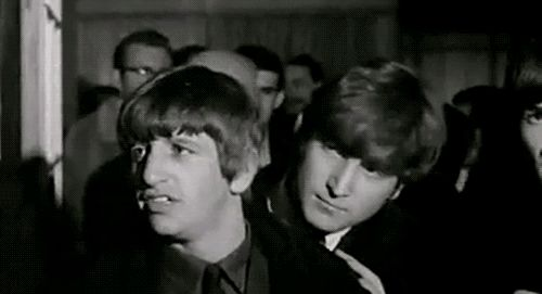 gif... Happy Thursday Beatles people!