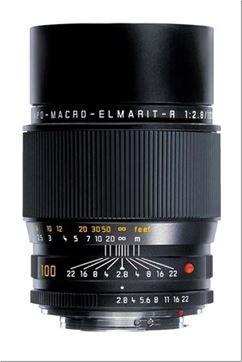 Leica 100/2.8 Apo-Macro-Elmarit-R camera lens? Ga naar Cameraland.nl!