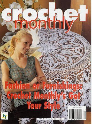 Crochet Monthly 262 (31) - inevavae 2 - Picasa Web Albums